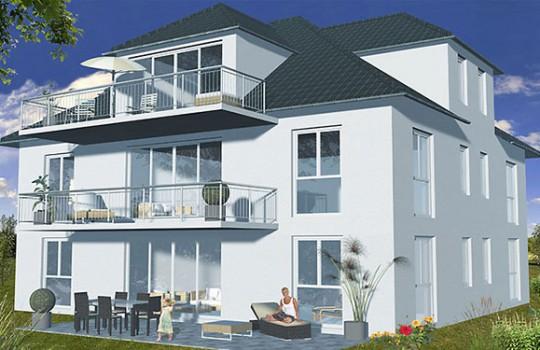 Bad Homburg  3 x Eigentumswohnungen