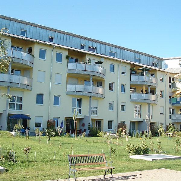 Frankfurt Eschersheim – Mehrfamilienhaus