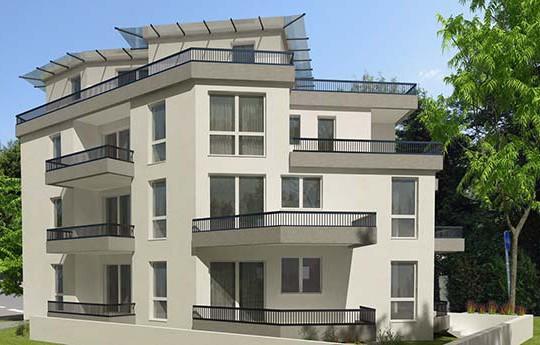 Frankfurt – Niederursel  7 x Eigentumswohnungen