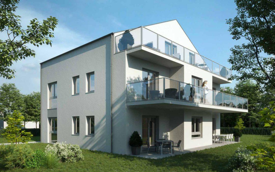 Sulzbach 3 Häuser mit insgesamt 15 Einheiten